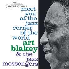 Art Blakey (1919-1990): Meet You At The Jazz Corner Of The World Vol. 2 (180g), LP