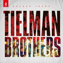 The Tielman Brothers: Golden Years (180g) (Limited Numbered Edition) (Red Vinyl), 2 LPs