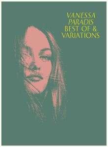 Vanessa Paradis: Best Of & Variations, 2 CDs und 1 DVD