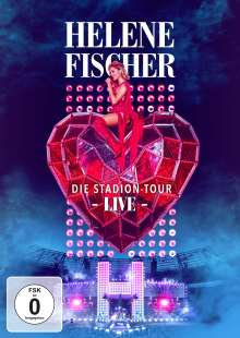 Helene Fischer: Die Stadion Tour-Live, DVD