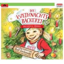 Die Weihnachtsbäckerei: Die Weihnachtsbäckerei-Das Musical-Hörspiel, CD