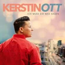 Kerstin Ott: Ich muss Dir was sagen, CD