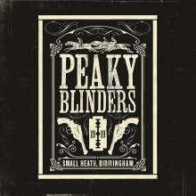 Filmmusik: Peaky Blinders Season 1 - 5, 2 CDs