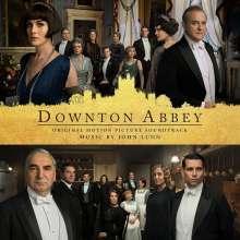Filmmusik: Downton Abbey, CD