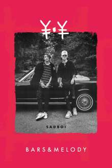 Bars & Melody: Sadboi (Limited Fanbox), 2 CDs und 2 Merchandise