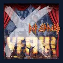 Def Leppard: The Vinyl Boxset: Volume Three (180g) (Limited Boxset), 9 LPs