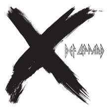 Def Leppard: X, LP
