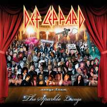 Def Leppard: Songs From The Sparkle Lounge, LP