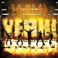 Def Leppard: Yeah !, 2 LPs