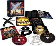 Def Leppard: The CD Boxset: Volume Three (Limited Edition), 6 CDs