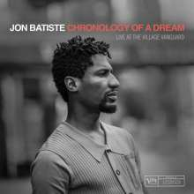 Jon Batiste: Chronology Of A Dream: Live At The Village Vanguard, LP