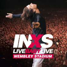 INXS: Live Baby Live (180g) (Limited Deluxe Edition), 3 LPs