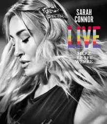 Sarah Connor: HERZ  KRAFT WERKE LIVE, 2 CDs