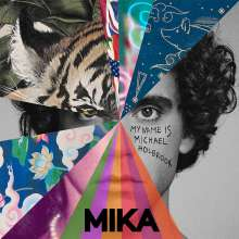 Mika: My Name Is Michael Holbrook, CD