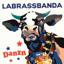 LaBrassBanda: Danzn (Limited Edition), CD