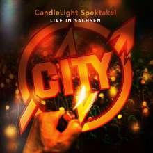 City: CandleLight Spektakel (Live in Sachsen), 2 CDs