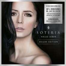 Sotiria: Hallo Leben (Deluxe Edition), 2 CDs