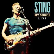 Sting (geb. 1951): My Songs Live, 2 LPs