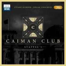 Caiman Club-Staffel 1 (Folgen 01-05), MP3-CD