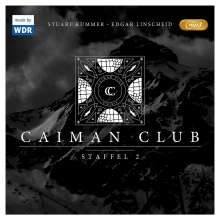 Caiman Club-Staffel 2 (Folgen 06-09), MP3-CD