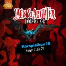 Hörspielbox III-Folge 21-24 (MP3 CD), MP3-CD