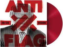 Anti-Flag: 20/20 Vision (Limited Edition) (Red Vinyl), LP