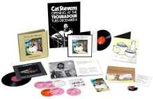 "Yusuf (Yusuf Islam / Cat Stevens): Tea For The Tillerman (180g) (Limited Edition Box Set), 5 CDs, 1 Blu-ray Disc, 1 LP und 1 Single 12"""