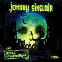 Johnny Sinclair - 3-CD Hörspielbox Vol.1, 3 CDs