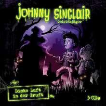 Johnny Sinclair - 3-CD Hörspielbox Vol.2, 3 CDs