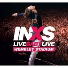 INXS: Live Baby Live, 1 Blu-ray Disc und 2 CDs