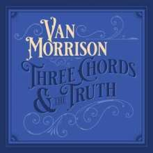 Van Morrison: Three Chords & The Truth (Silver Vinyl) (+ Lithographie) (exklusiv für jpc!), 2 LPs
