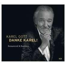 Karel Gott: Danke Karel! (Remastered & Raritäten), 5 CDs
