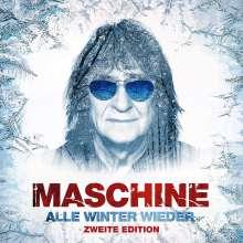 Maschine: Alle Winter wieder (Zweite Edition), CD
