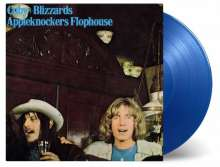 Cuby & The Blizzards: Appleknockers Flophouse (180g) (Limited Numbered Edition) (Translucent Blue Vinyl), LP
