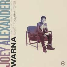 Joey Alexander (geb. 2003): Warna, 2 LPs