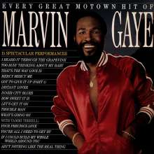 Marvin Gaye: Every Great Motown Hit Of Marvin Gaye: 15 Spectacular Performances (180g), LP