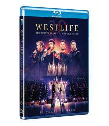 Westlife: The Twenty Tour: Live From Croke Park, Blu-ray Disc