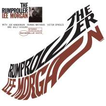Lee Morgan (1938-1972): The Rumproller (180g), LP