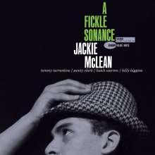 Jackie McLean (1931-2006): A Fickle Sonance (180g), LP