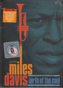 Miles Davis (1926-1991): Birth Of The Cool (Limited Edition), 1 Blu-ray Disc und 1 DVD