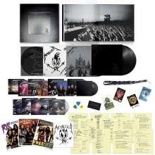 Metallica: Metallica (remastered) (180g) (Limited Super Deluxe Box), 6 LPs, 14 CDs und 6 DVDs