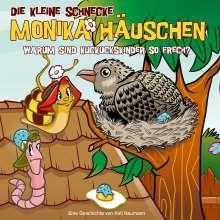 55: Warum Sind Kuckuckskinder So Frech?, CD
