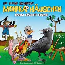 57: Warum Krächzen Krähen?, CD