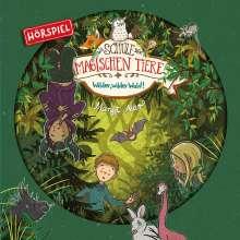 11: Wilder, wilder Wald! (Hörspiel), CD