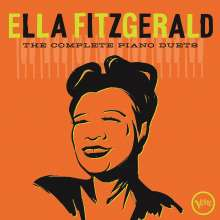 Ella Fitzgerald (1917-1996): The Complete Piano Duets, 2 CDs