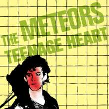 The Meteors: Teenage Heart (180g) (Limited Numbered Edition) (Transparent Yellow Vinyl), LP