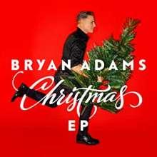 Bryan Adams: Christmas EP, CD