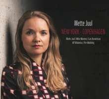 Mette Juul: New York-Copenhagen, CD