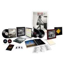 Rush: Permanent Waves (40th Anniversary Edition) (180g) (Limited Deluxe Box Set), 3 LPs und 2 CDs
