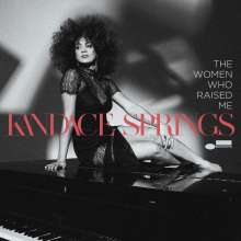 Kandace Springs: The Women Who Raised Me, CD